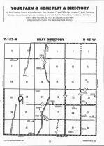Map Image 009, Pennington County 1992